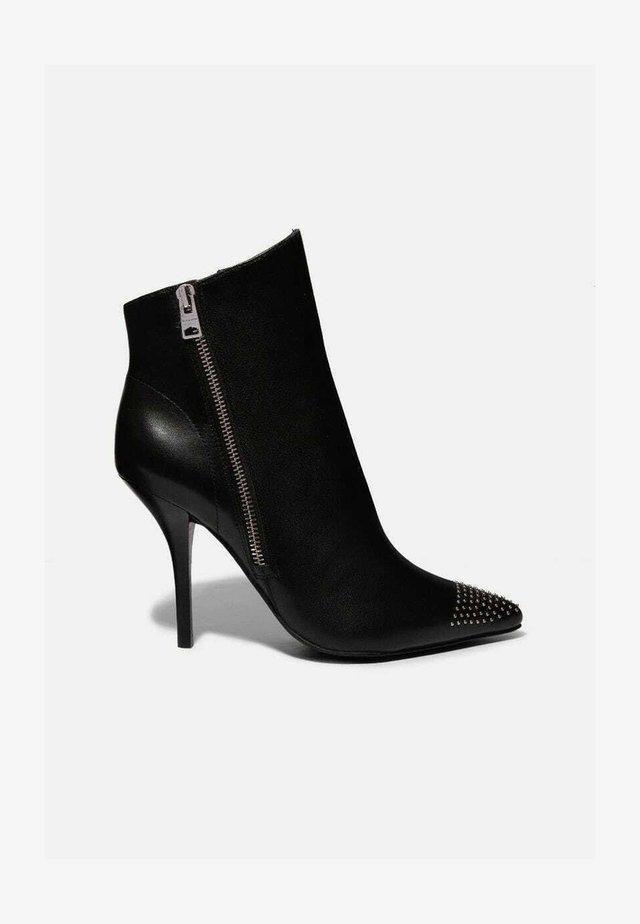 VALERIA - Boots à talons - black