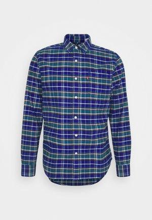 SUNSET POCKET STANDARD - Shirt - mazaska surf blue