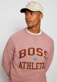 BOSS - STEDMAN_RA - Sweater - light pink - 3