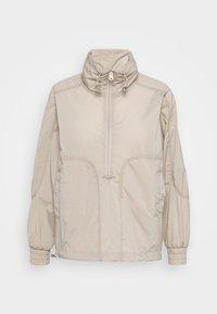 Peak Performance - HIT HALF ZIP - Outdoor jacket - celsian beige - 4