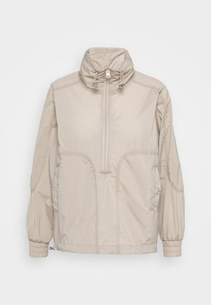 HIT HALF ZIP - Chaqueta outdoor - celsian beige