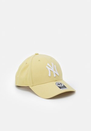 NEW YORK YANKEES SNAPBACK UNISEX - Lippalakki - light gold
