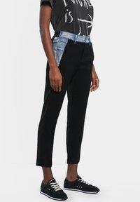 Desigual - Trousers - black - 0