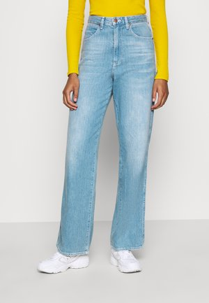 MOM RELAXED CARPENTE - Relaxed fit jeans - sunfade