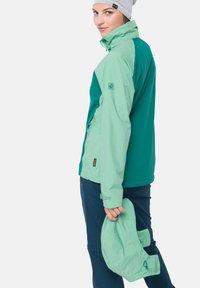 Jack Wolfskin - Hardshell jacket - emerald green - 2