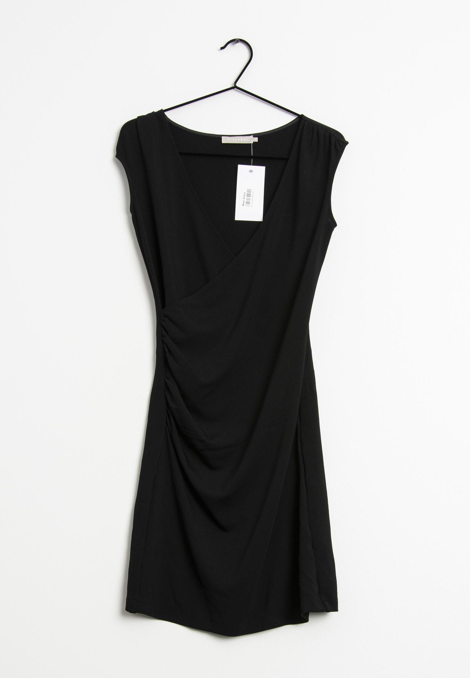 KLEID SCHWARZ GR.S - Day dress - schwarz