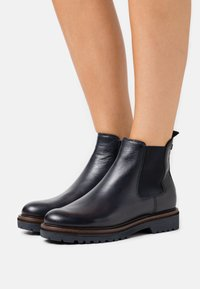 Tamaris - BOOTS - Classic ankle boots - navy - 0