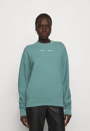 MODIFIED RAGLAN SOLID - Sweater - sage