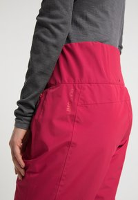 PYUA - Trousers - jalapeno red - 4