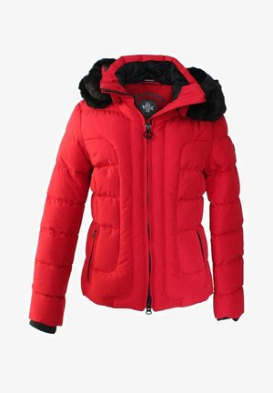 BELVITESSE - Winter jacket - red
