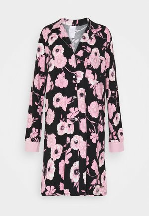 NIGHTGOWN - Negligé - black/rose