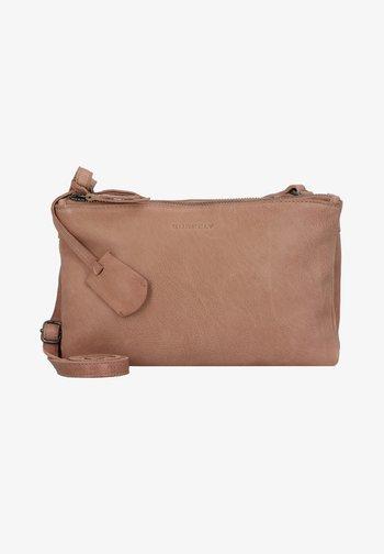 JACKIE - Across body bag - blush pink