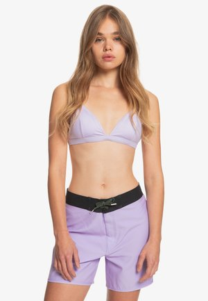 Swimming shorts - pastel lilac