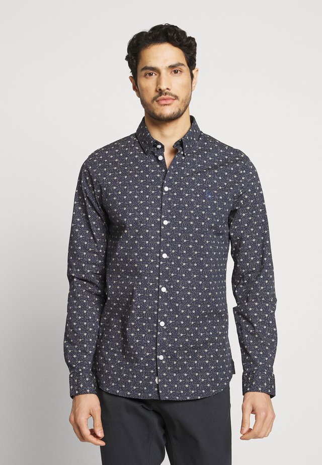 CFARTHUR SLIM FIT - Shirt - navy blazer