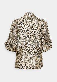 Stella Nova - Button-down blouse - beige/brown/black - 1