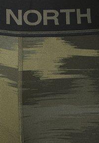 The North Face - W FLEX MID RISE TIGHT -EU - Leggings - green - 5