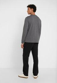 Polo Ralph Lauren - Langærmede T-shirts - fortress grey heather - 2