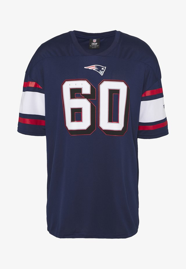 NFL NEW ENGLAND PATRIOTS ICONIC FRANCHISE SUPPORTERS - Vereinsmannschaften - navy