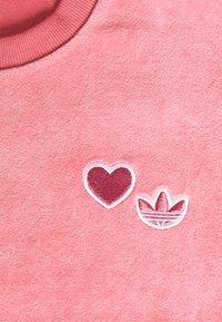 adidas Originals - Print T-shirt - hazy rose - 6
