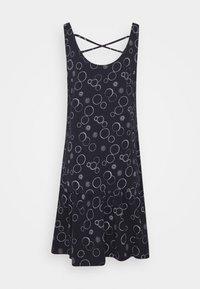 Esprit - Jersey dress - dark blue - 1