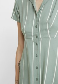 Obey Clothing - AMALFI DRESS - Shirt dress - pistachio - 5