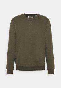 edc by Esprit - Sweatshirt - dark green - 4