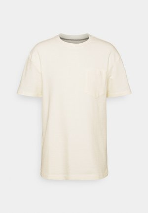 AKKIKKI STRUCTURE - Basic T-shirt - tofu