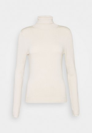 VMGLORY ROLLNECK BLOUSE - Pullover - birch