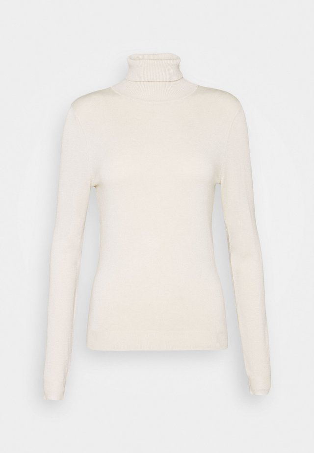 VMGLORY ROLLNECK BLOUSE - Trui - birch