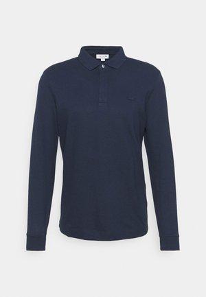 Polo - navy blue