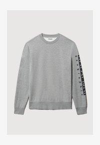 Napapijri - BADAS - Sweatshirt - medium grey melange - 0