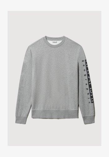 BADAS - Sweatshirt - medium grey melange