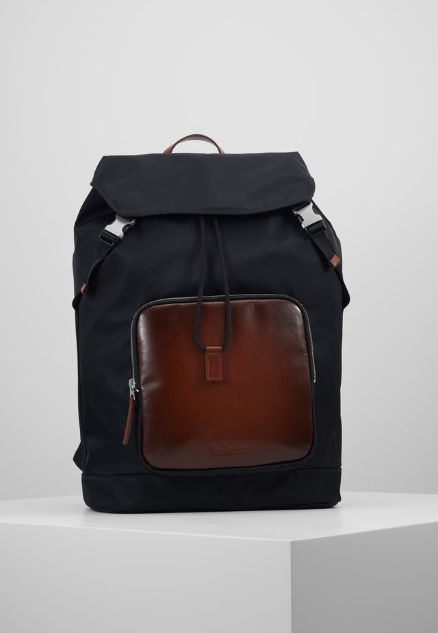 HIKER BACKPACK - Mochila - black