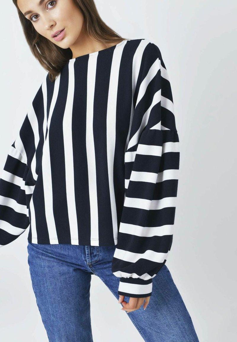 Ro&Zo - Sweatshirt - dark blue