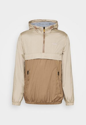 JJHUNTER LIGHT ANORAK JACKET - Vindjacka - crockery