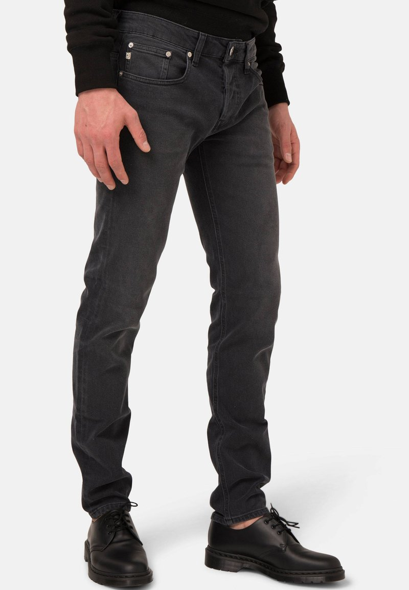 MUD Jeans - Slim fit jeans - stone black