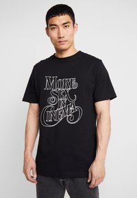 Soulland - T-shirt print - black - 0