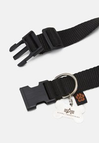Alpha Industries - BASIC DOG TAG COLLAR UNISEX - Other accessories - black - 2