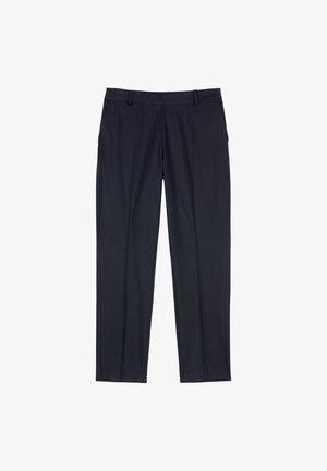 Spodnie materiałowe - midnight blue