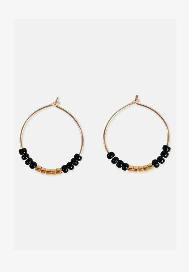 Earrings - schwarz