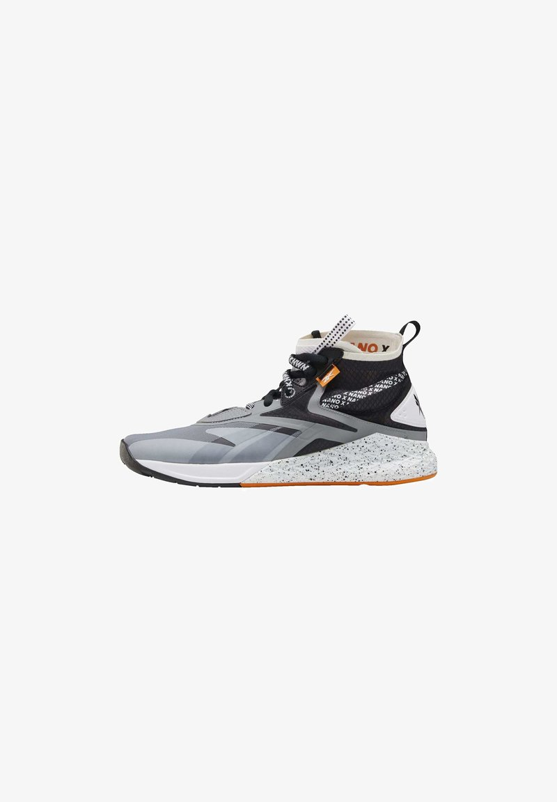 Reebok - NANO X UNKNOWN SHOES - High-top trainers - grey