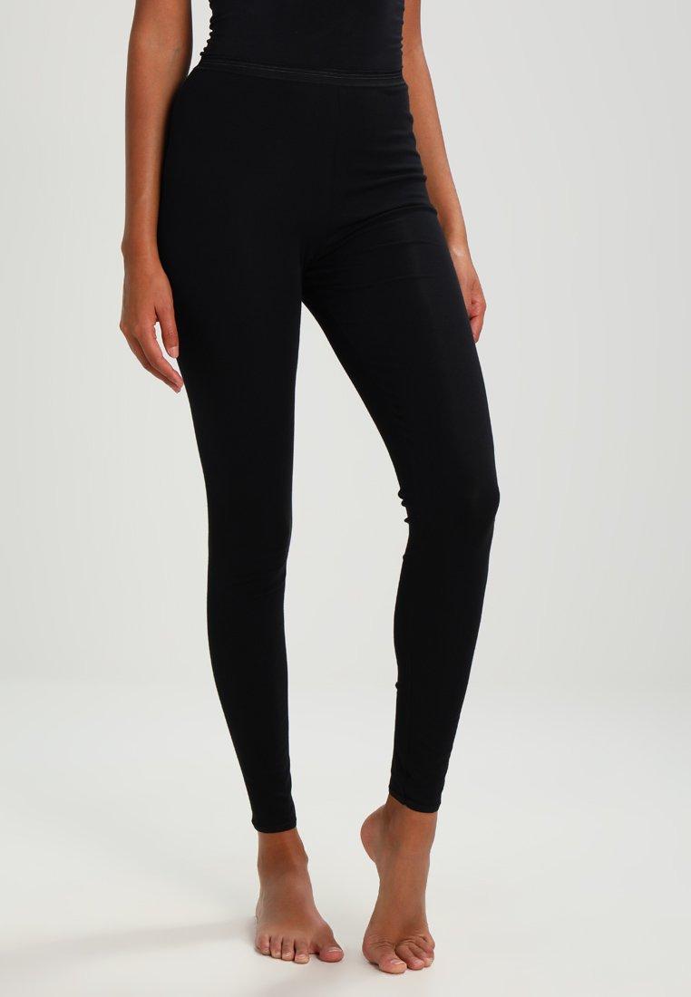 Schiesser - Pyjama bottoms - schwarz
