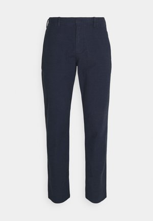 HYBRID FASHION PANT - Trousers - navy