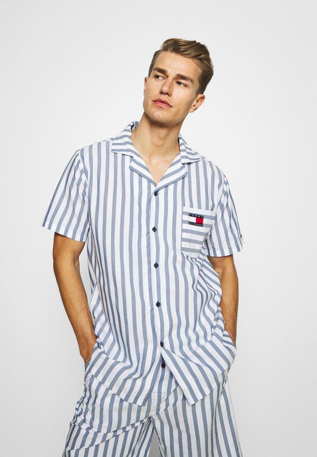 Pyjamasoverdel - blue