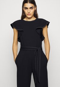 Lauren Ralph Lauren - LUXE TECH CREPE-JUMPSUIT - Combinaison - lighthouse navy - 5