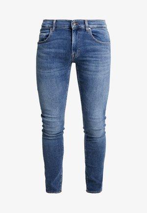 SLIM - Jeans Skinny - blue denim