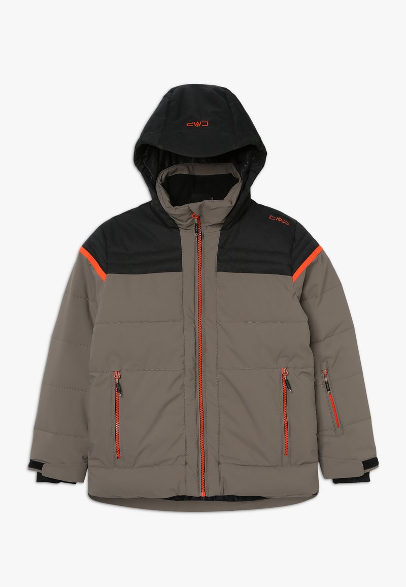 CMP - BOY JACKET FIX HOOD - Ski jacket - torba