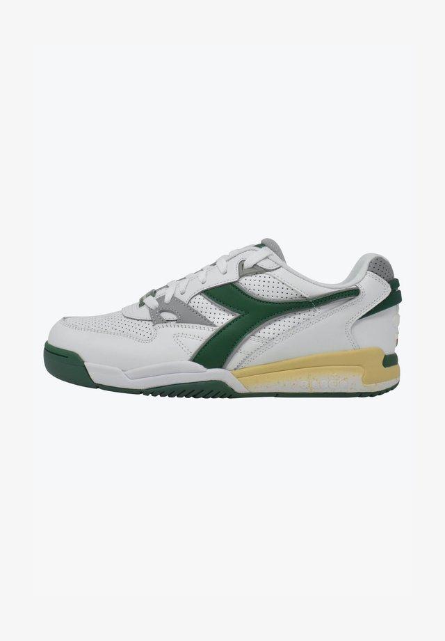 Sneakers basse - white-verdant green-ash
