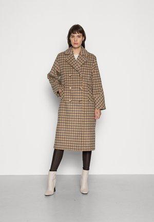 SLFELLEN COAT  - Classic coat - sandshell