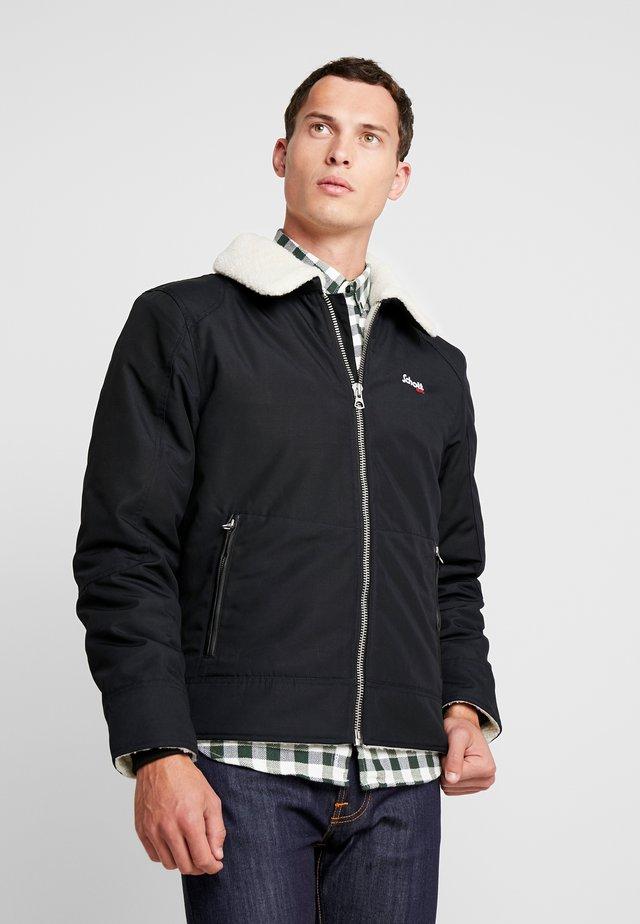 OKLA - Winter jacket - navy